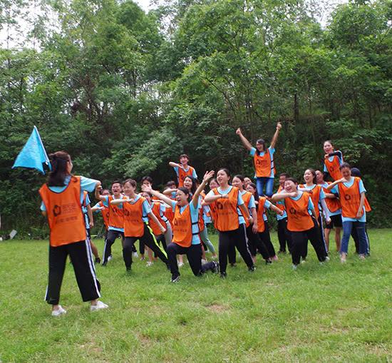 【一天】增强团队意识,培养团队凝聚力精英训练营(第2张)